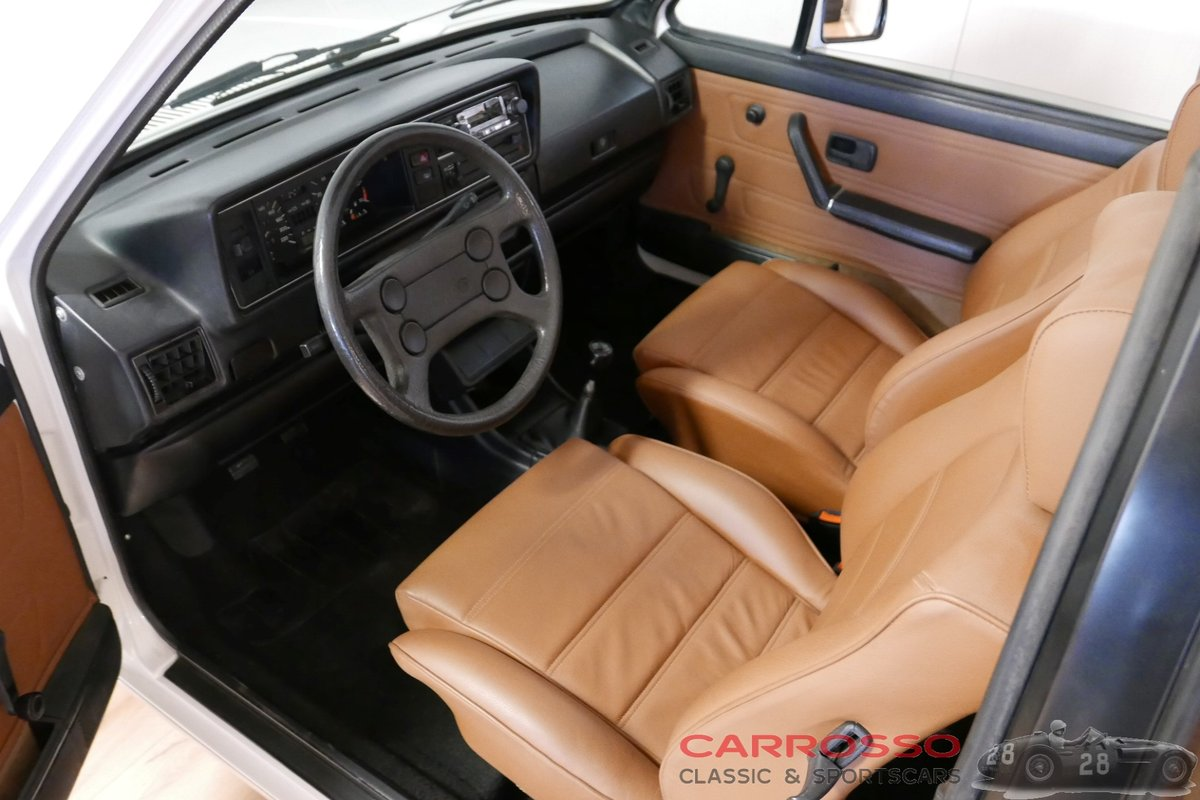 1984 Volkswagen Golf I GLI Cabriolet in very nice condition For Sale (picture 3 of 6)