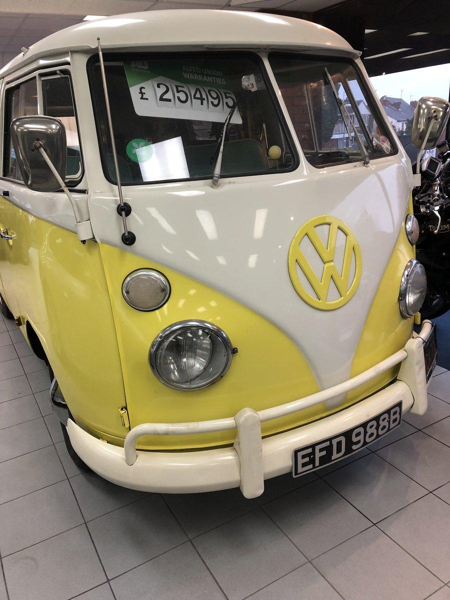 1964 Volkswagen Splitscreen Campervan For Sale (picture 1 of 6)