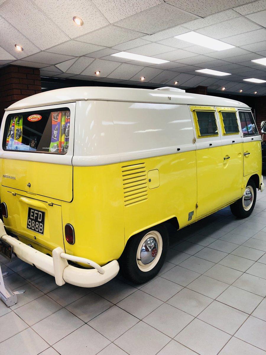 1964 Volkswagen Splitscreen Campervan For Sale (picture 2 of 6)