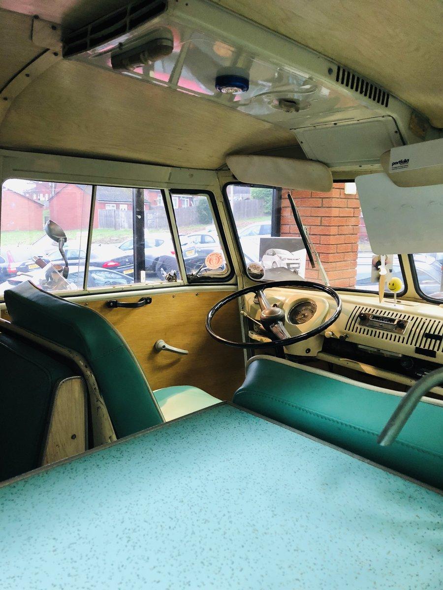 1964 Volkswagen Splitscreen Campervan For Sale (picture 3 of 6)
