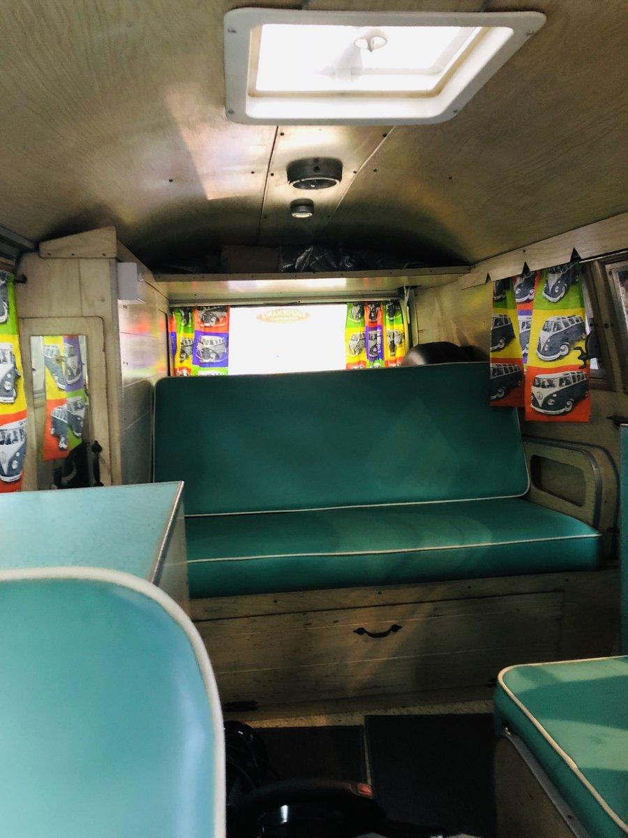1964 Volkswagen Splitscreen Campervan For Sale (picture 5 of 6)