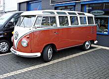 1963 VW Type 2 Transporter = clean Red(~)Tan 7.9k miles
