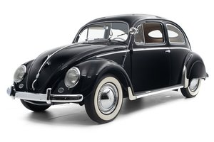 1952 Volkswagen Beetle Split(~)Window Full Restored $52.5k