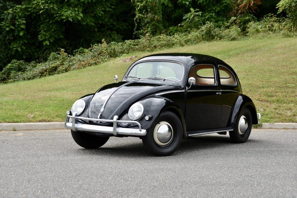 1956 Volkswagen Oval(~)Window Beetle = Full Restored $25.9k  For Sale (picture 1 of 6)