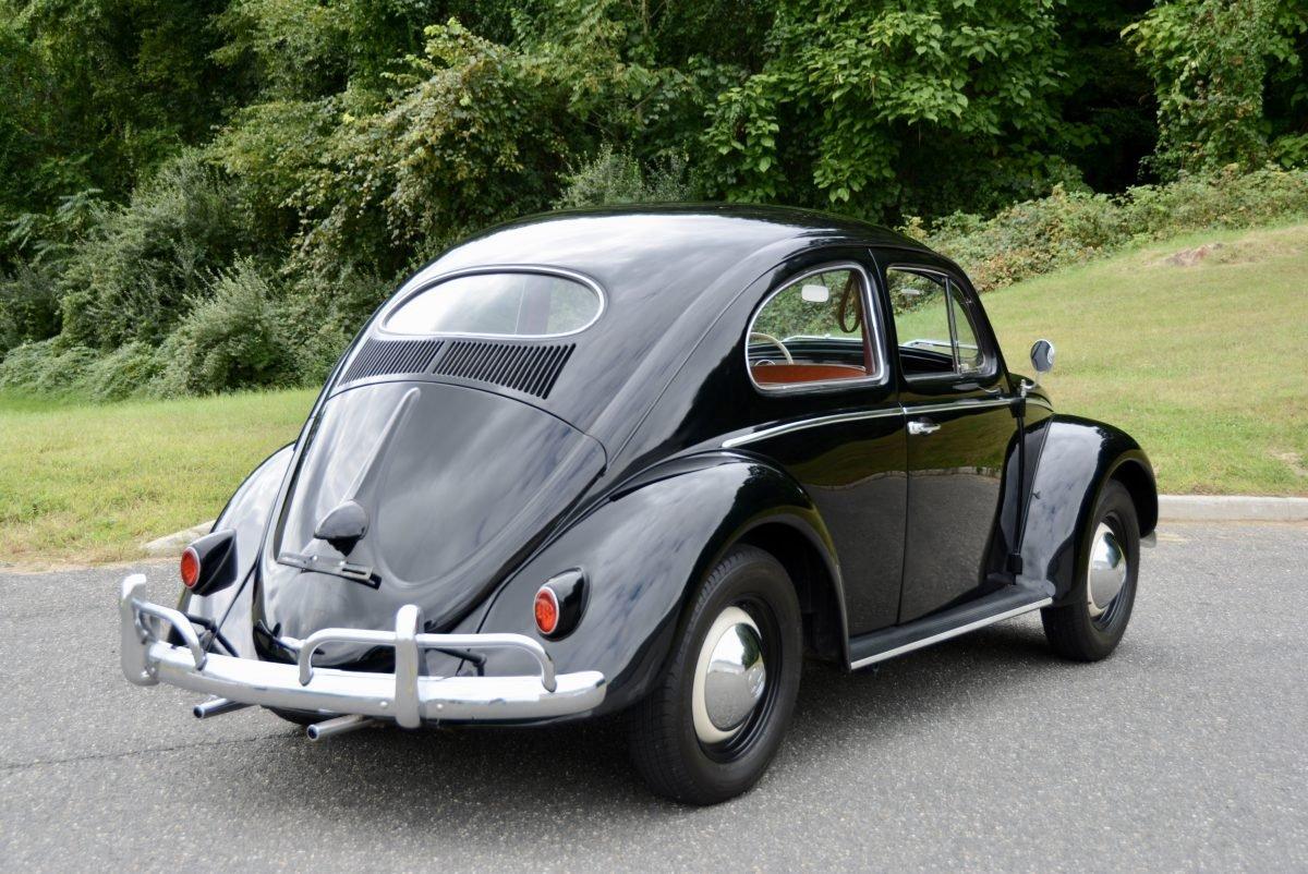 1956 Volkswagen Oval(~)Window Beetle = Full Restored $25.9k  For Sale (picture 2 of 6)