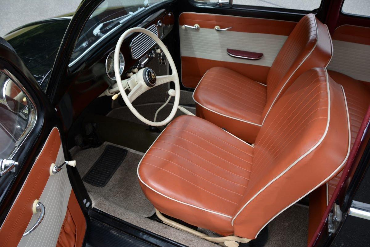 1956 Volkswagen Oval(~)Window Beetle = Full Restored $25.9k  For Sale (picture 3 of 6)