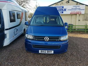 2012 Volkswagen Transporter TDi - 2 Berth Campervan Conversion SOLD