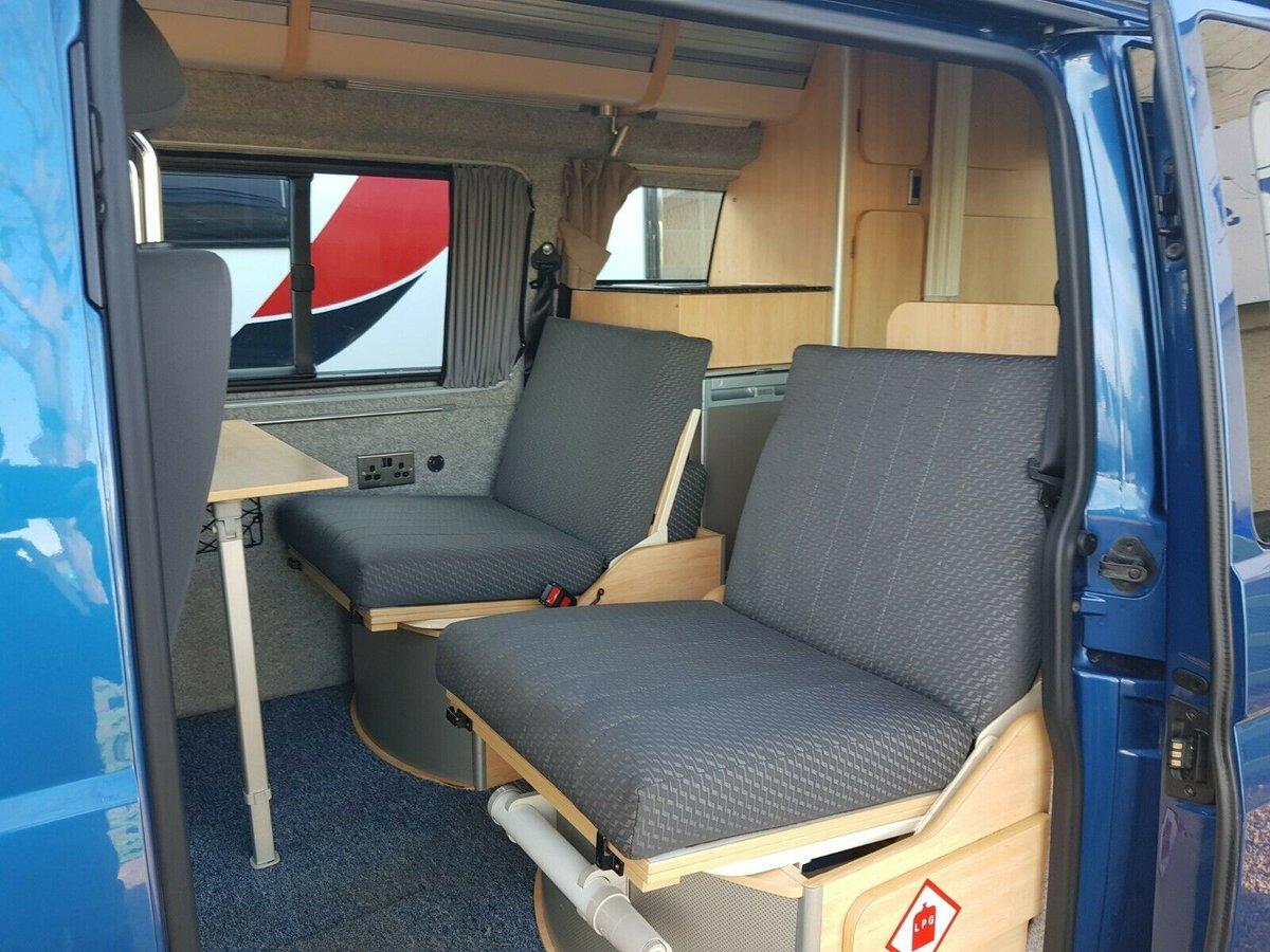 2012 Volkswagen Transporter TDi - 2 Berth Campervan Conversion SOLD (picture 2 of 6)