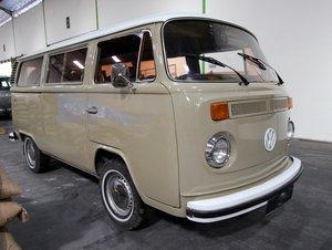 1974 Volkswagen Bay Window T2 -RHD - Excellent condition
