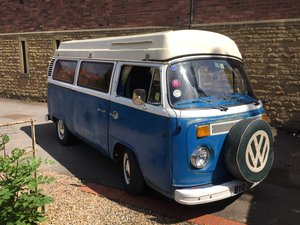 VW T2 Bay 1979 Moonraker Camper LHD For Sale