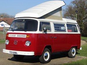 1973 VW Westfalia Continental Camper at ACA 13th April  For Sale