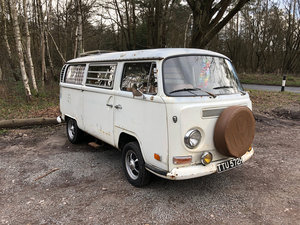 1970 Volkswagen Early Bay Westfalia Tintop Camperv For Sale