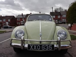 1959 Beetle 1200 2 owners only 57k semaphore indicators For Sale