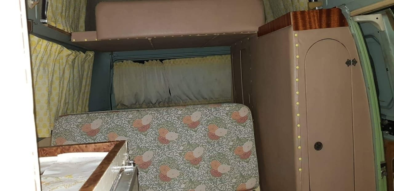 1972 VW Camper conversion For Sale (picture 4 of 6)