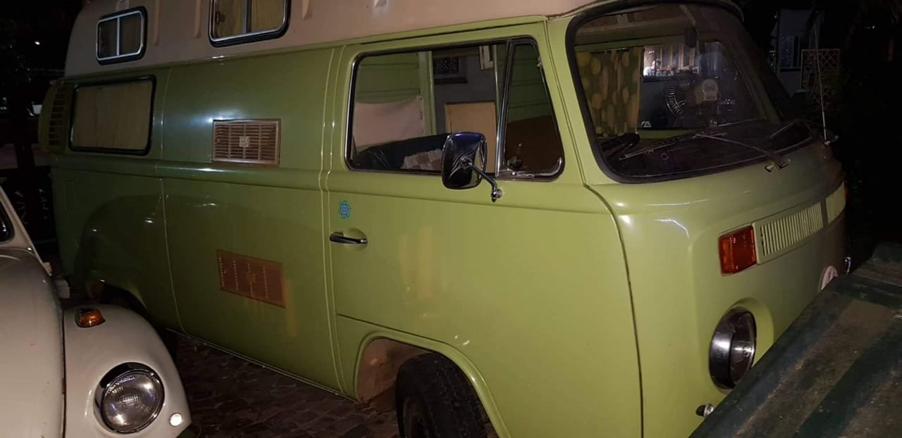 1972 VW Camper conversion For Sale (picture 2 of 6)