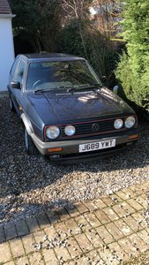 1991 VW Golf MK 2 Gti  For Sale