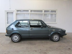 1983 VW Golf 1.8 GTi Campaign 61,812 miles at ACA 13th April For Sale