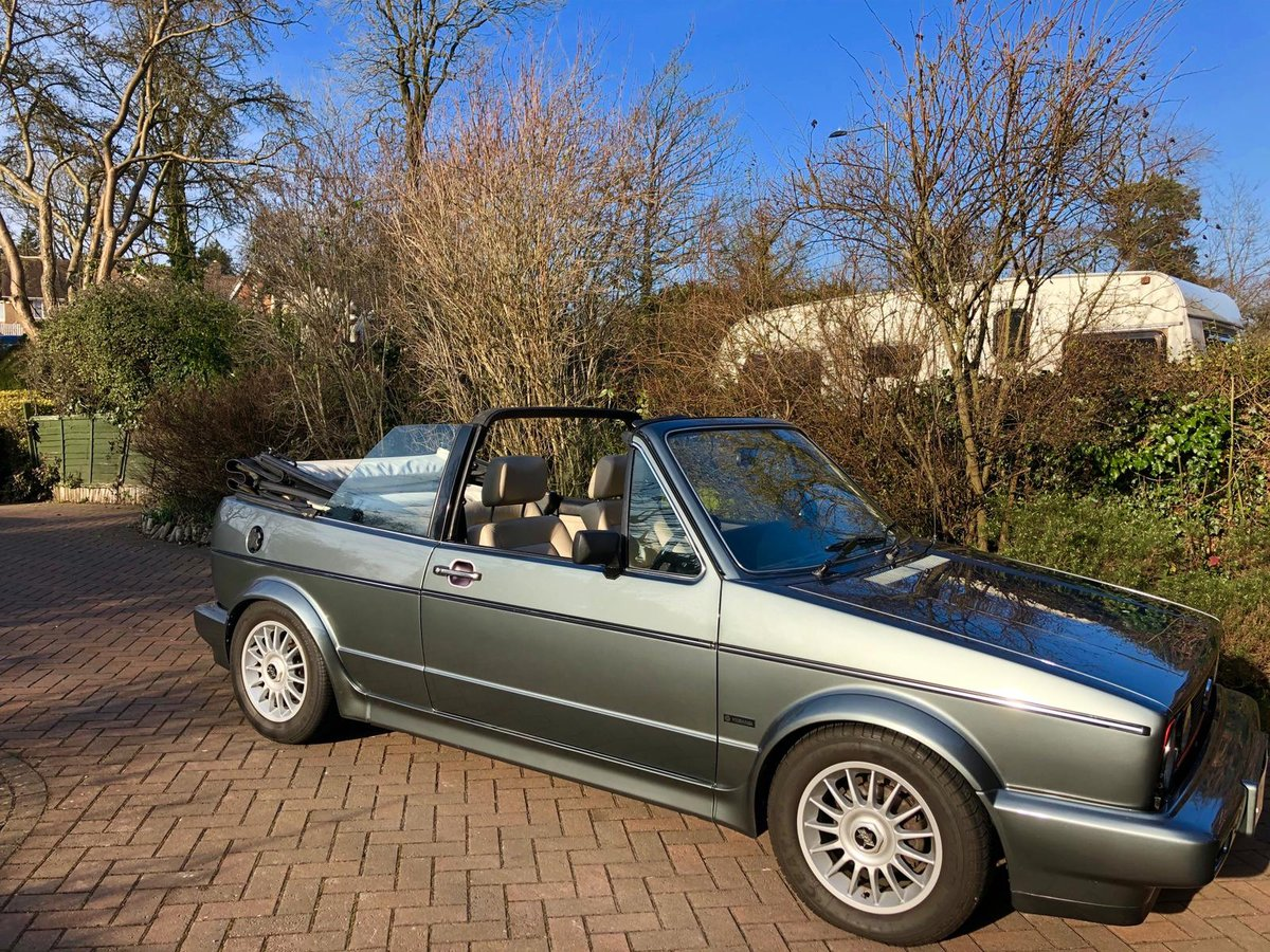 1983 Reluctant sale of classic Golf gti For Sale (picture 2 of 6)