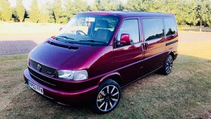 2003 2002 Volkswagen Caravelle T4 2.5 TDI SWB Auto 90K For Sale