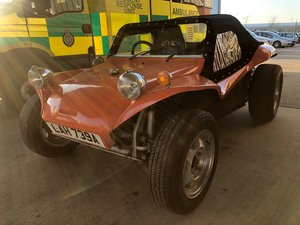 1961 Volkswagen Beach Buggy at EAMA Auction 30/3 For Sale by Auction