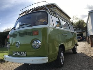 1978 VW DEVON CAMPER READY TO GO For Sale