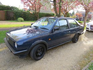 Mk2 VW Polo Saloon 1.0 5 speed 1990