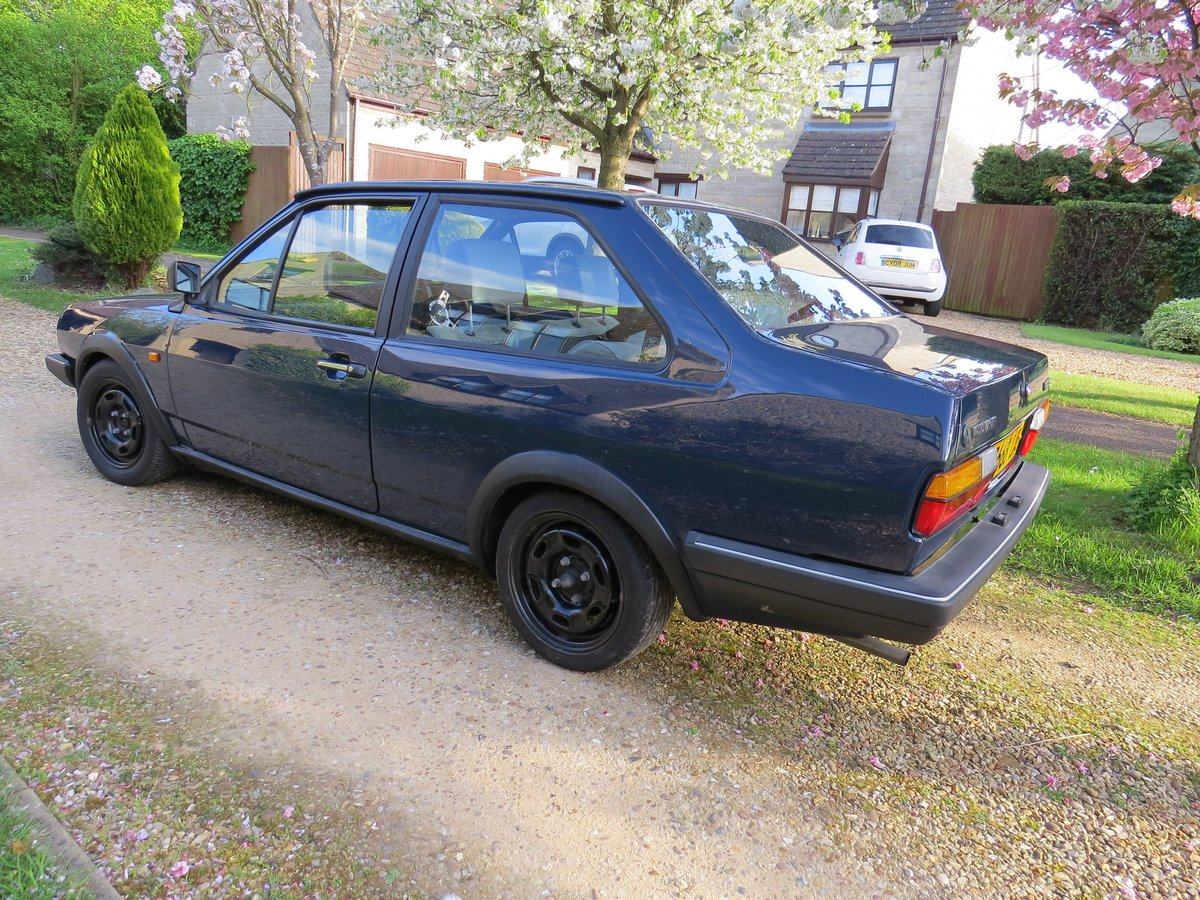 Mk2 VW Polo Saloon 1.0 5 speed 1990 For Sale (picture 6 of 6)