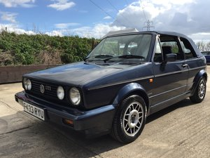 1989 Vw golf mk1 1.8 gti karmann cabriolet clipper kit For Sale
