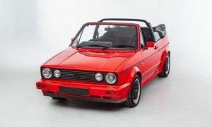 1993 Volkswagen Golf GTi Mark 1 Sportline: 02 Apr 2019 For Sale by Auction