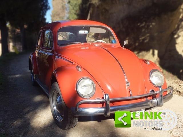 Volkswagen Maggiolino 1200 6V, anno 1963, restaurata For Sale (picture 2 of 6)