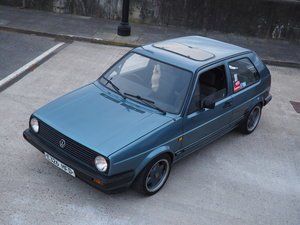 1987 VW MK2 GOLF GTI - 2.0 8v type 19 For Sale