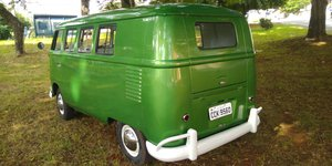 1961 11 windows VW T1 with small semaphores