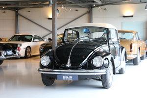 1972 Volkswagen Beetle Convertible For Sale