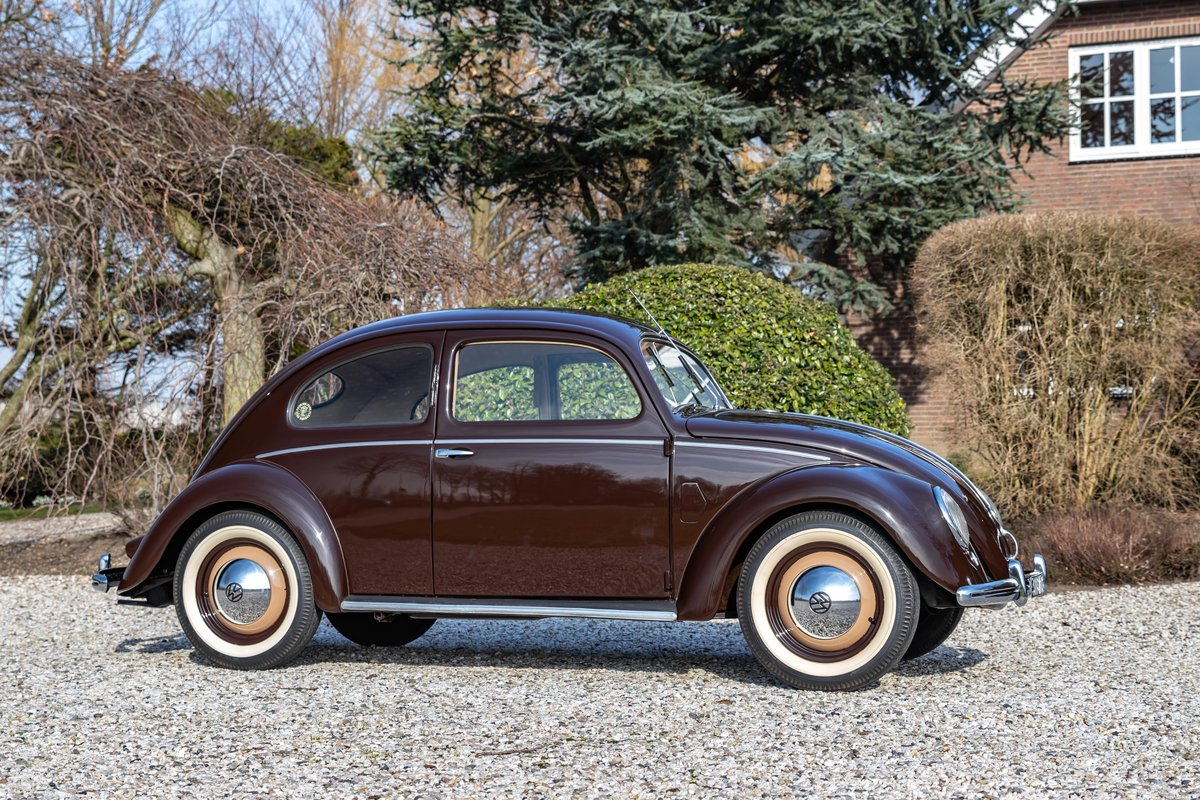 1952 Volkswagen Beetle splitwindow For Sale (picture 1 of 6)