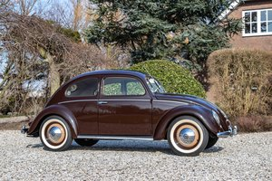 1952 Volkswagen Beetle splitwindow
