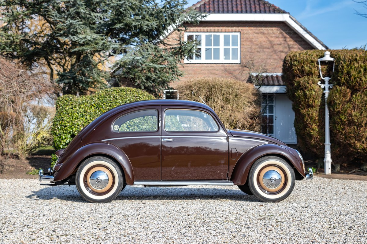 1952 Volkswagen Beetle splitwindow For Sale (picture 6 of 6)