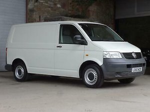 Picture of 2005 Volkswagen Transporter 1.9 TDI T28 Panel Van 4dr (SWB) SOLD