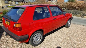 1989 VW Golf GTi 1.8 Restored For Sale
