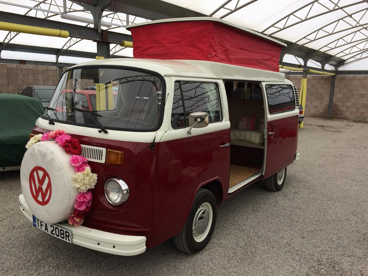 1977 T2 Bay Camper For Sale (picture 1 of 6)