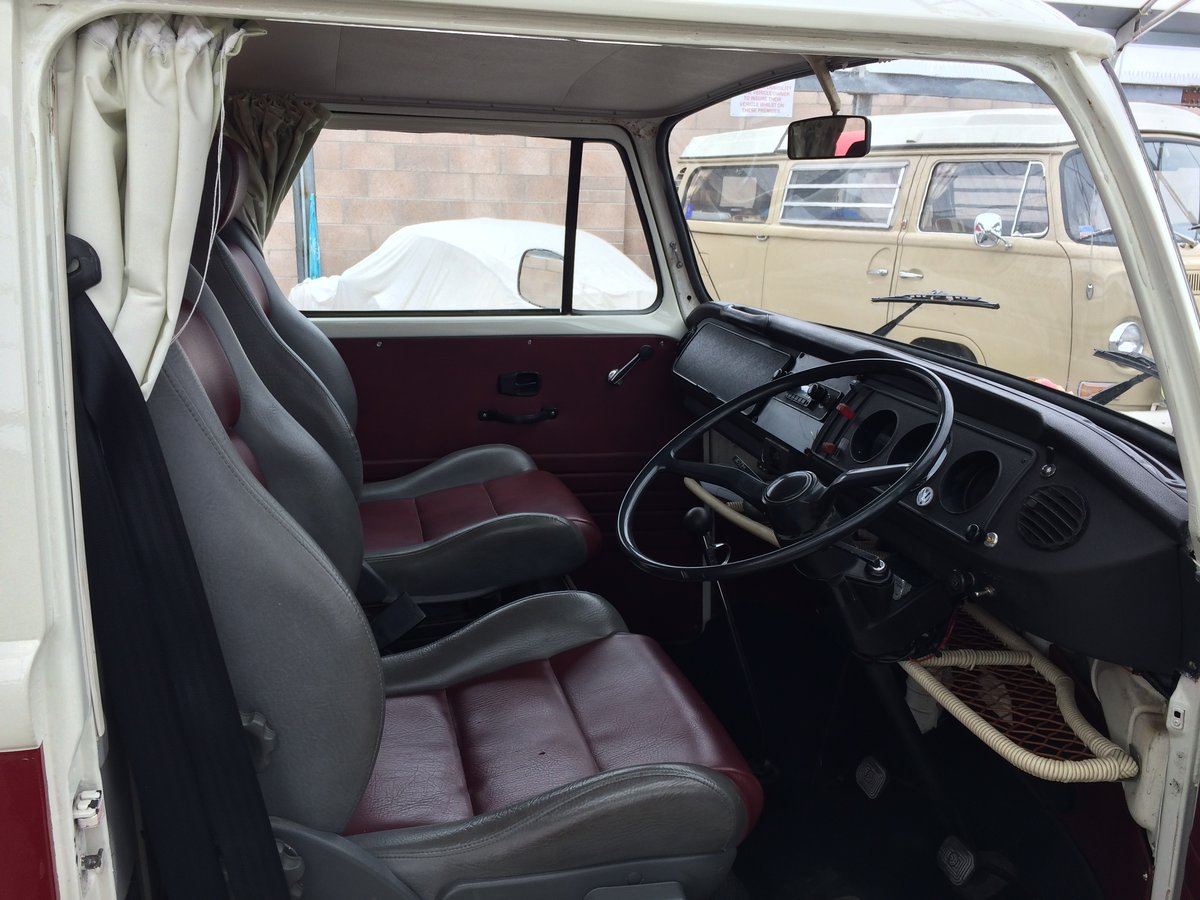 1977 T2 Bay Camper For Sale (picture 3 of 6)