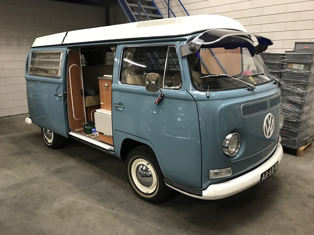 1969 Volkswagen T2A Westfalia, T2 Camper, T2A Bus SOLD (picture 1 of 6)