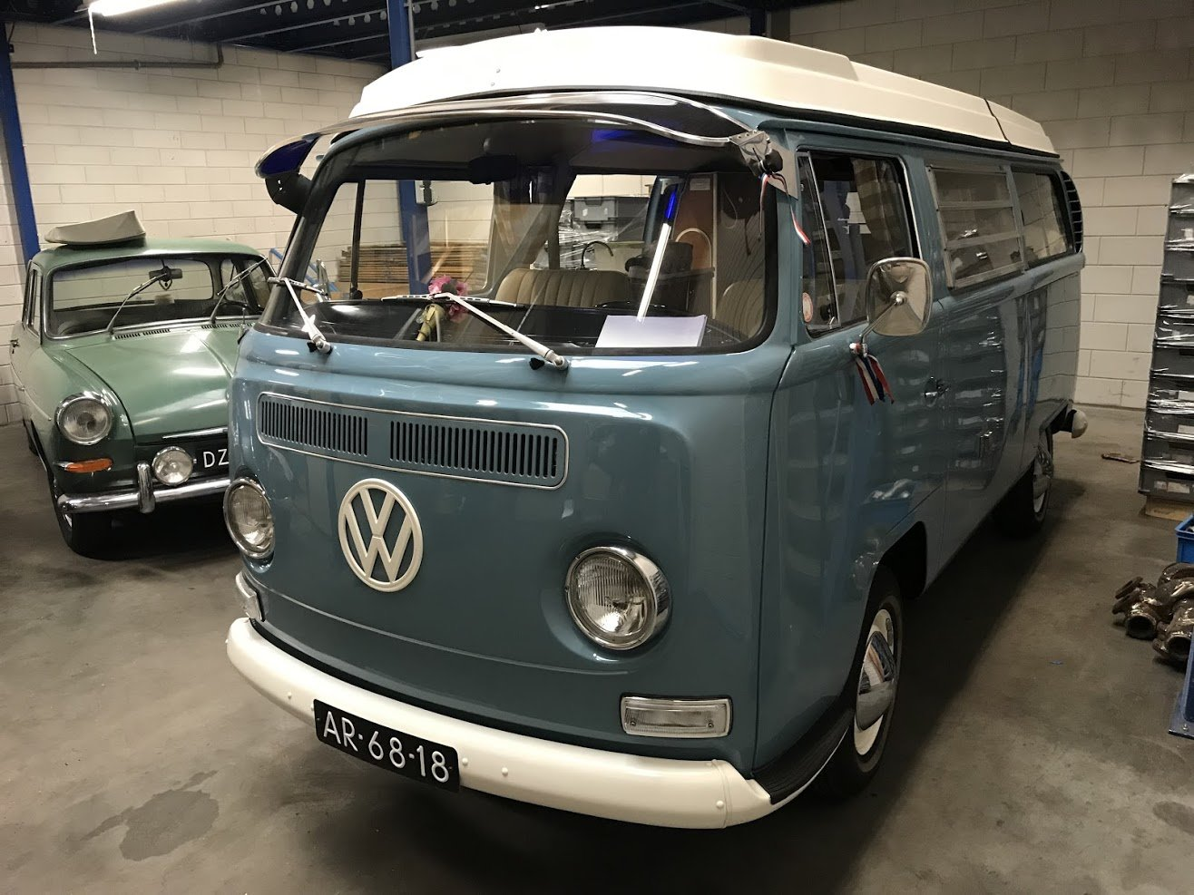 1969 Volkswagen T2A Westfalia, T2 Camper, T2A Bus SOLD (picture 2 of 6)