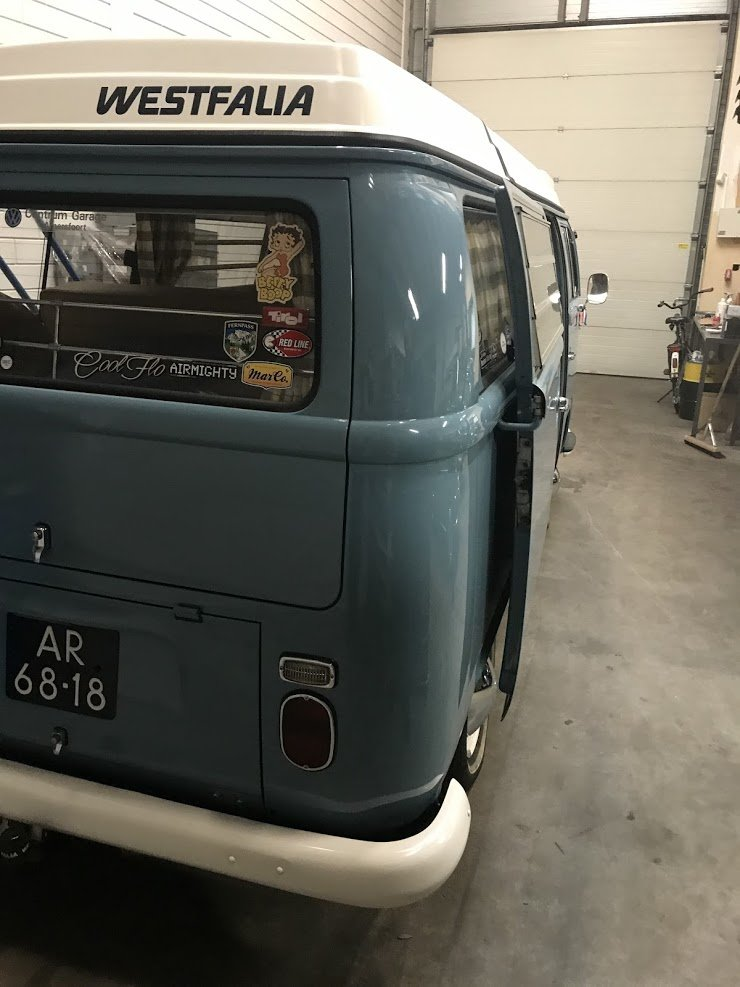 1969 Volkswagen T2A Westfalia, T2 Camper, T2A Bus SOLD (picture 5 of 6)