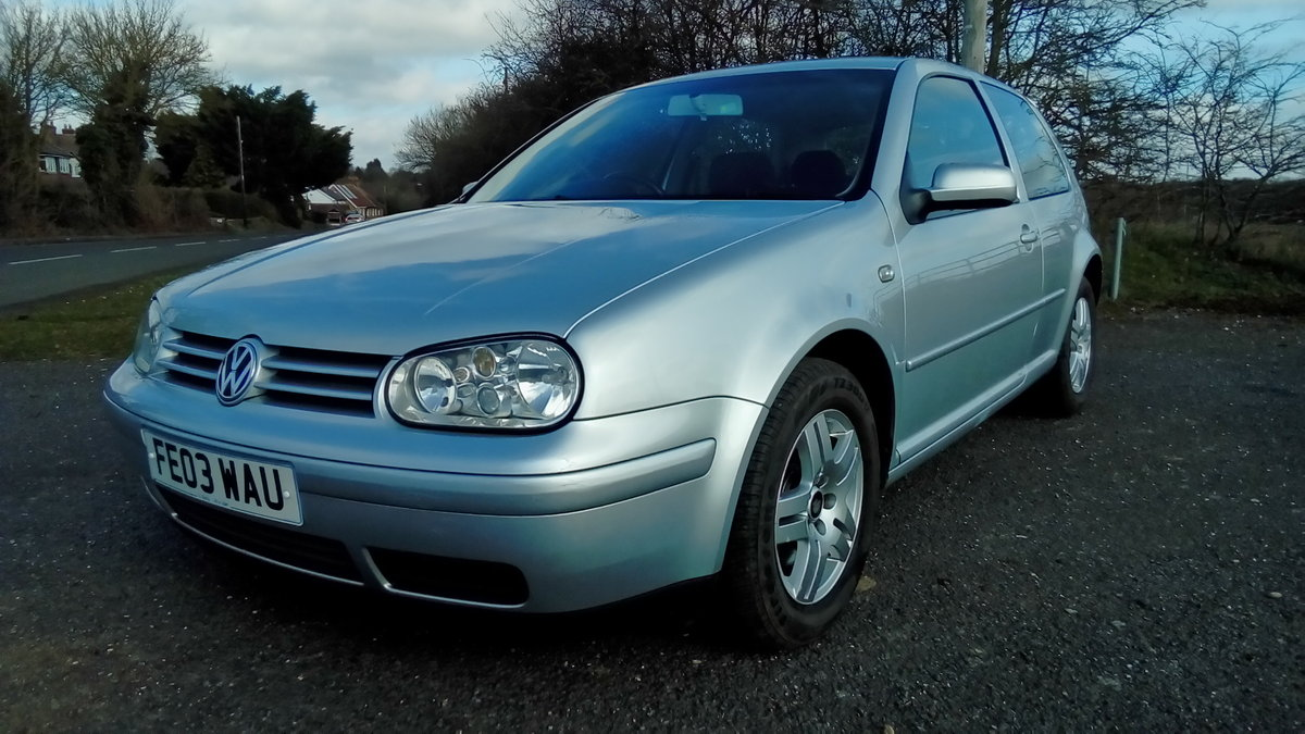 2003 Volkswagen golf 2.0 gti For Sale (picture 2 of 6)
