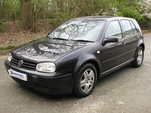 VW Golf 2.0 GTI 2002 '52' Reg, 142k Miles, Serviced, MOT'd For Sale