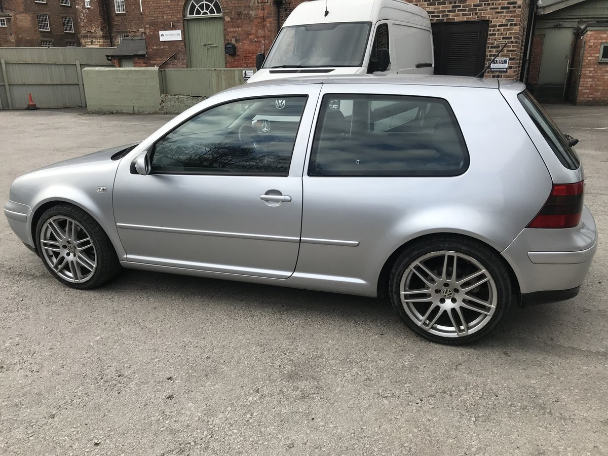 2002 Golf V6 4motion For Sale (picture 2 of 6)