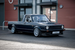 1989 Mk1 Caddy 2.0 ABF For Sale