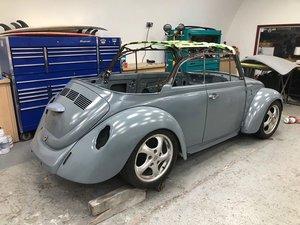 1977 Volkswagen 1303 Cabriolet Beetle Project For Sale