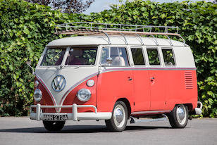 1963 VOLKSWAGEN TYPE 2 'SPLIT SCREEN' CAMPER VAN For Sale by Auction