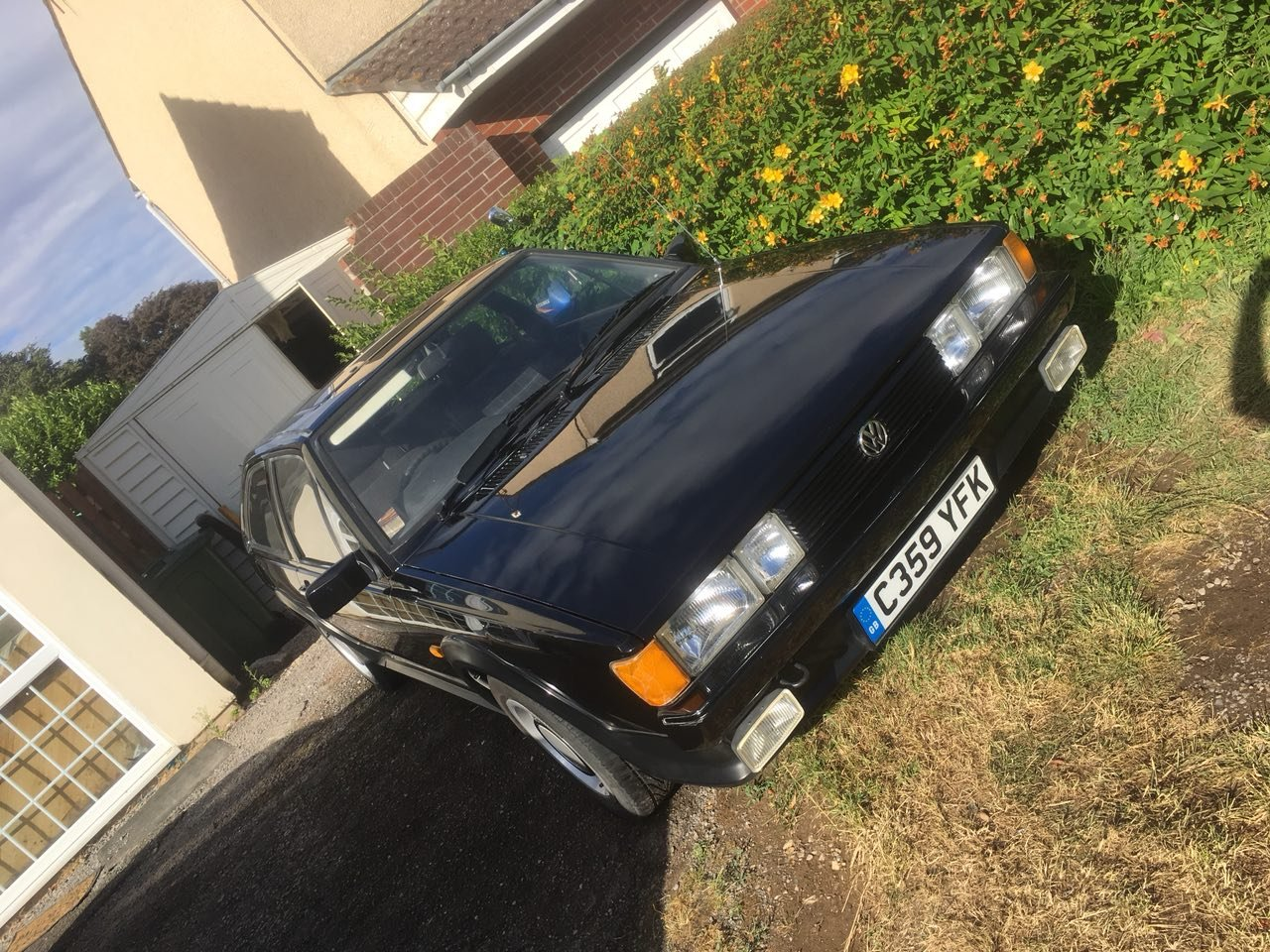 1986 Scirocco Mk2 GT S for sale (Low mileage) For Sale (picture 1 of 6)